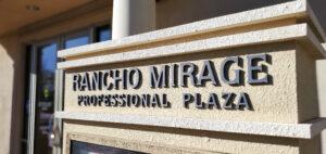 Rancho Mirage Professional Plaza
